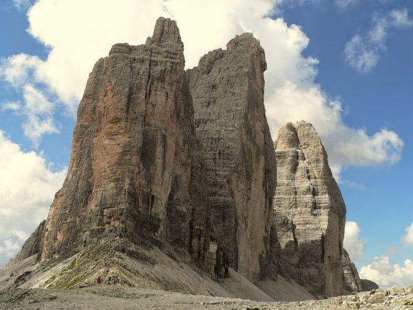 Die 3 Zinnen in den Dolomiten