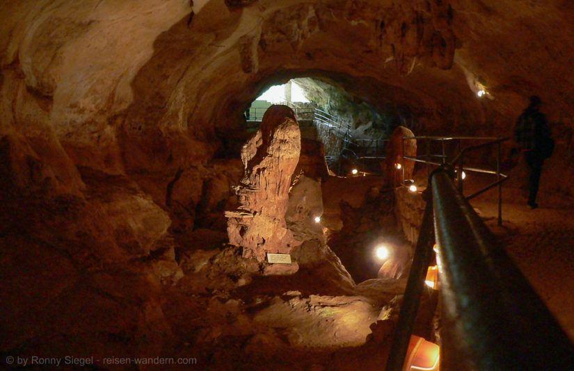 Höhle von Ghar Dalam auf Malta