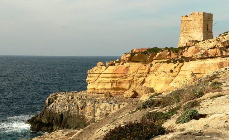 Leuchtturm auf Malta