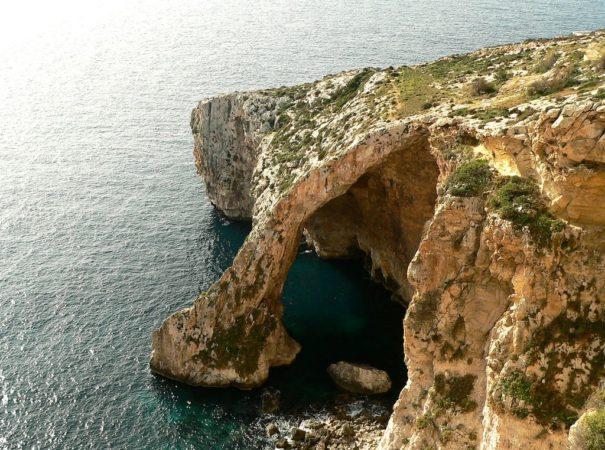 Blue Grotto auf Malta