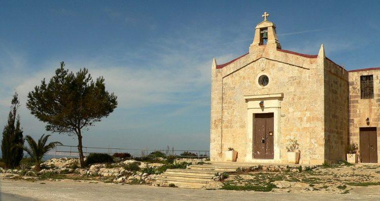 Kleine Kapelle auf Malta
