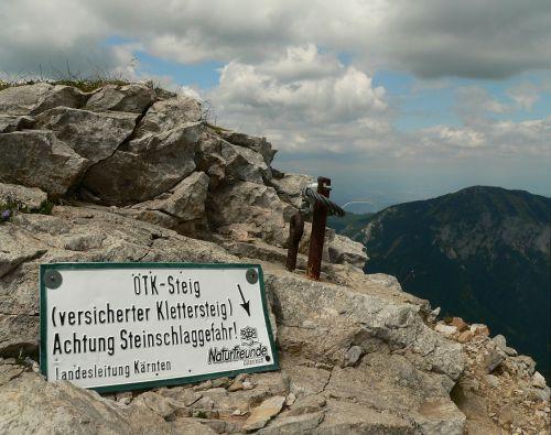 klettersteig_oetk-steig_koschutnikturm_abstieg