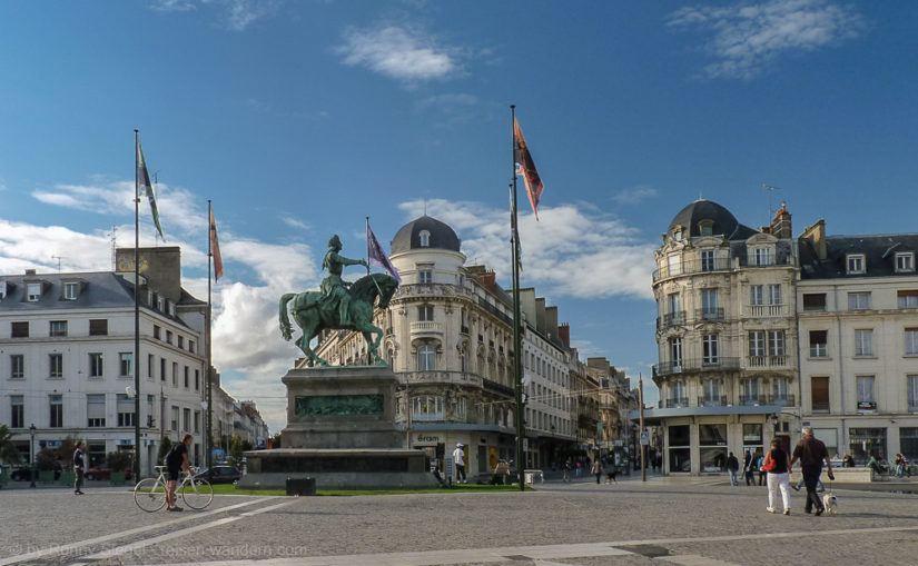 Foto: Orleans in Frankreich