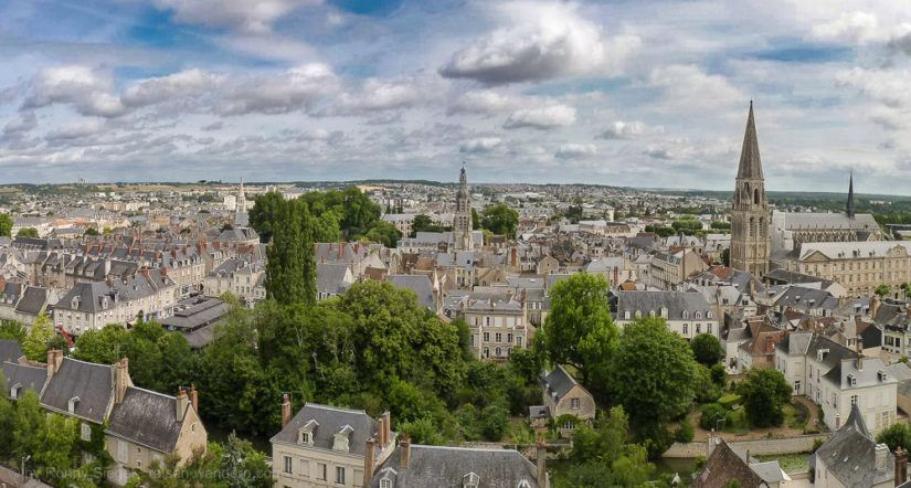 Foto: Vendome in Frankreich