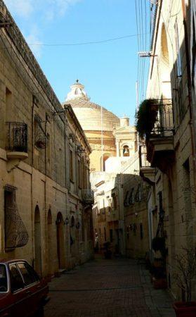Der Dom von Mosta auf Malta