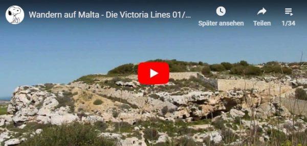 Video Malta Victoria Lines