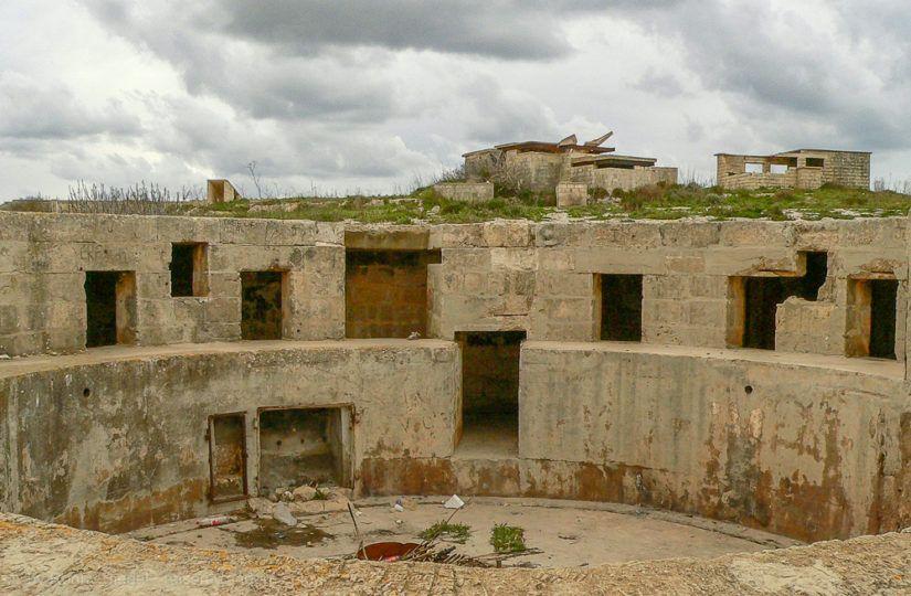 Fort Campbell auf Malta