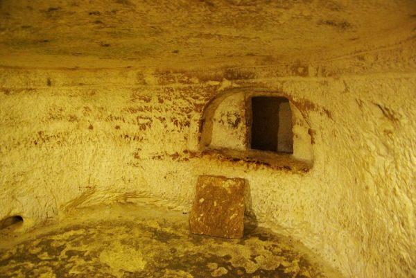 St. Agatha Katakomben in Rabat auf Malta