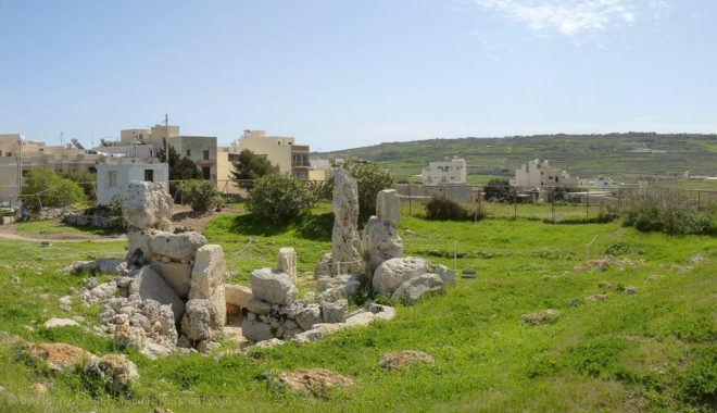 Skorba Tempel au Malta