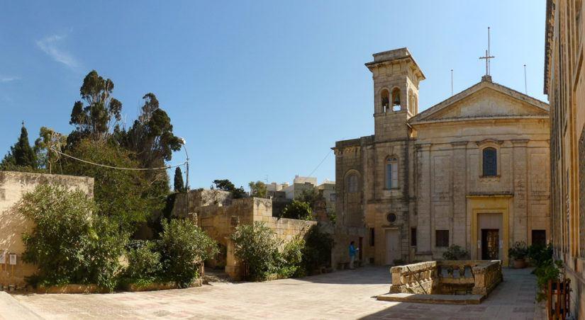 St. Agatha's Katakomben in Rabat auf Malta
