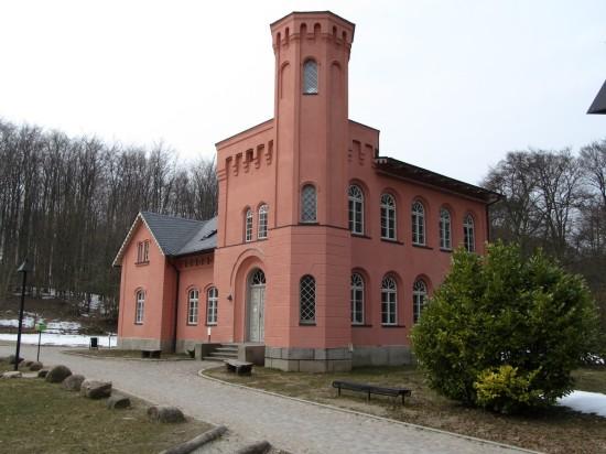 Forsthaus beim Jagdschloss Granitz