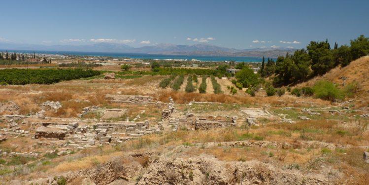 anitkes korinth theater