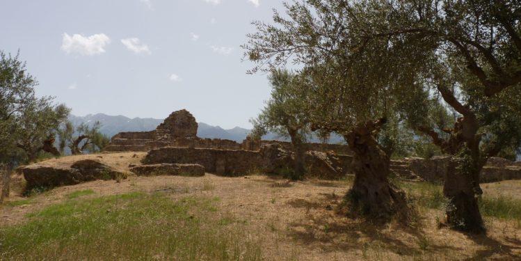 sparta tempel