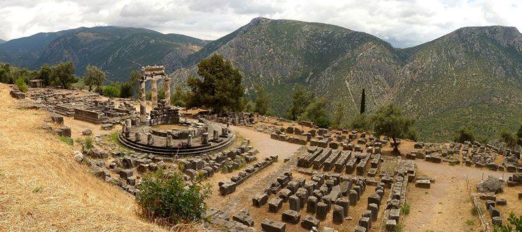 tholos-delphi