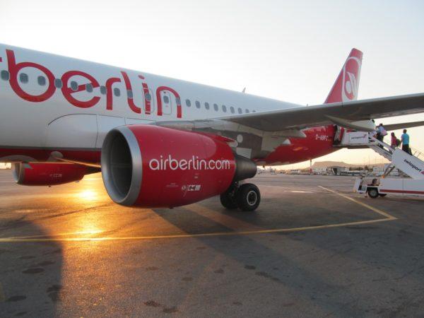 Deutschland-Kreta mit Air Berlin