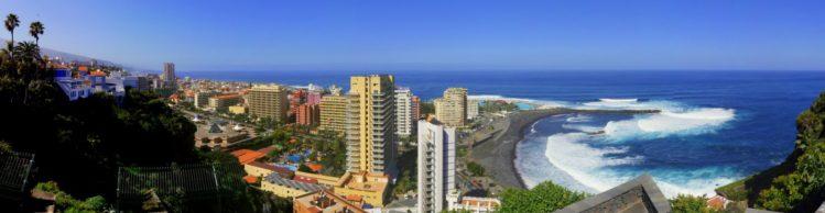 Puerto de la Cruz - Panorama
