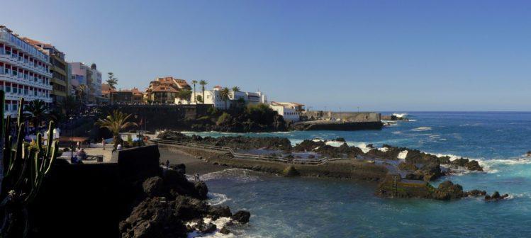 Alte Hafen von Puerto de la Cruz