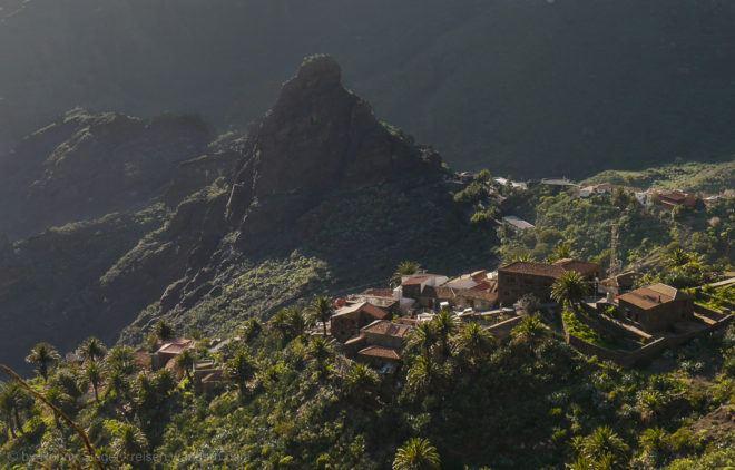 Masca im Teno Gebirge auf Teneriffa