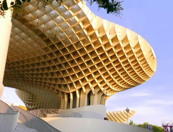 Espacio Metropol Parasol in Sevilla