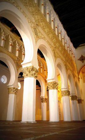 Synagoge in Toledo
