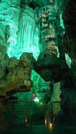Tropfsteinhöhle St.Michaels Cave auf Gibraltar
