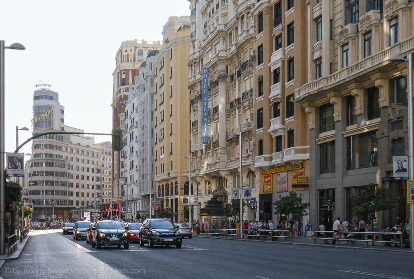 Autos in Madrid