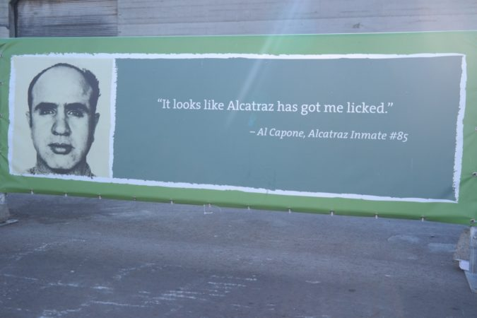Zitat von Al Capone - einem der berühmtesten Insassen