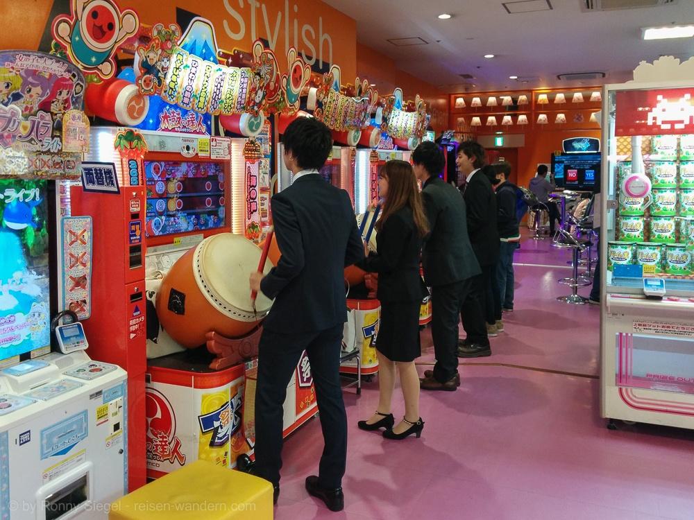 Spielhallen Automaten