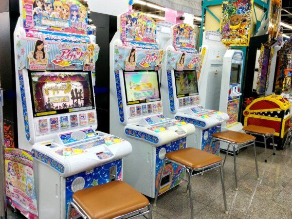 Spielautomaten für Mädchen