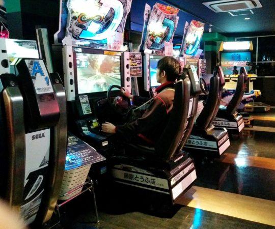 Autorennen Spielautomaten