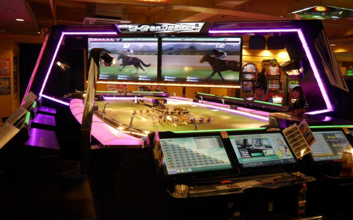 Pferderennen Spielautomat