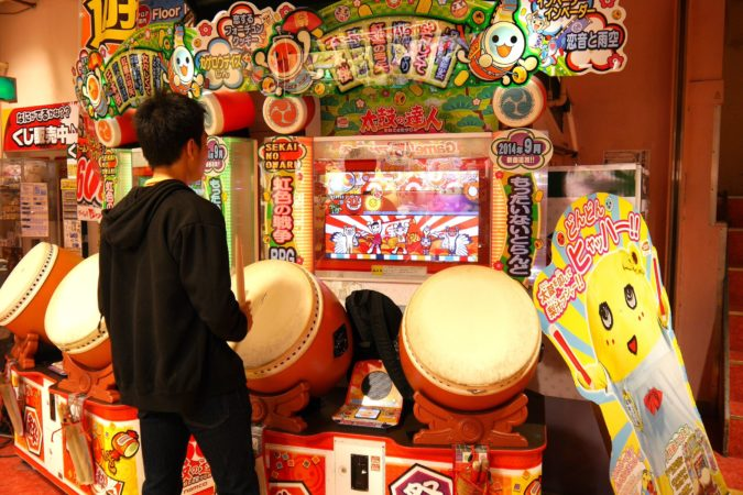 Trommel Spielautomat