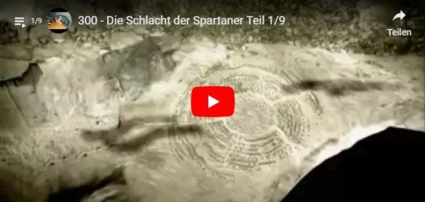 Video Schlacht der Spartaner bei den Thermopylen