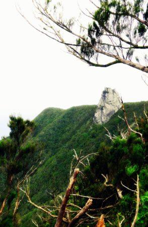 Guanchenheiligtum Roque de Anambro auf Teneriffa