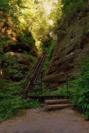 Treppen der Heiligen Stiege