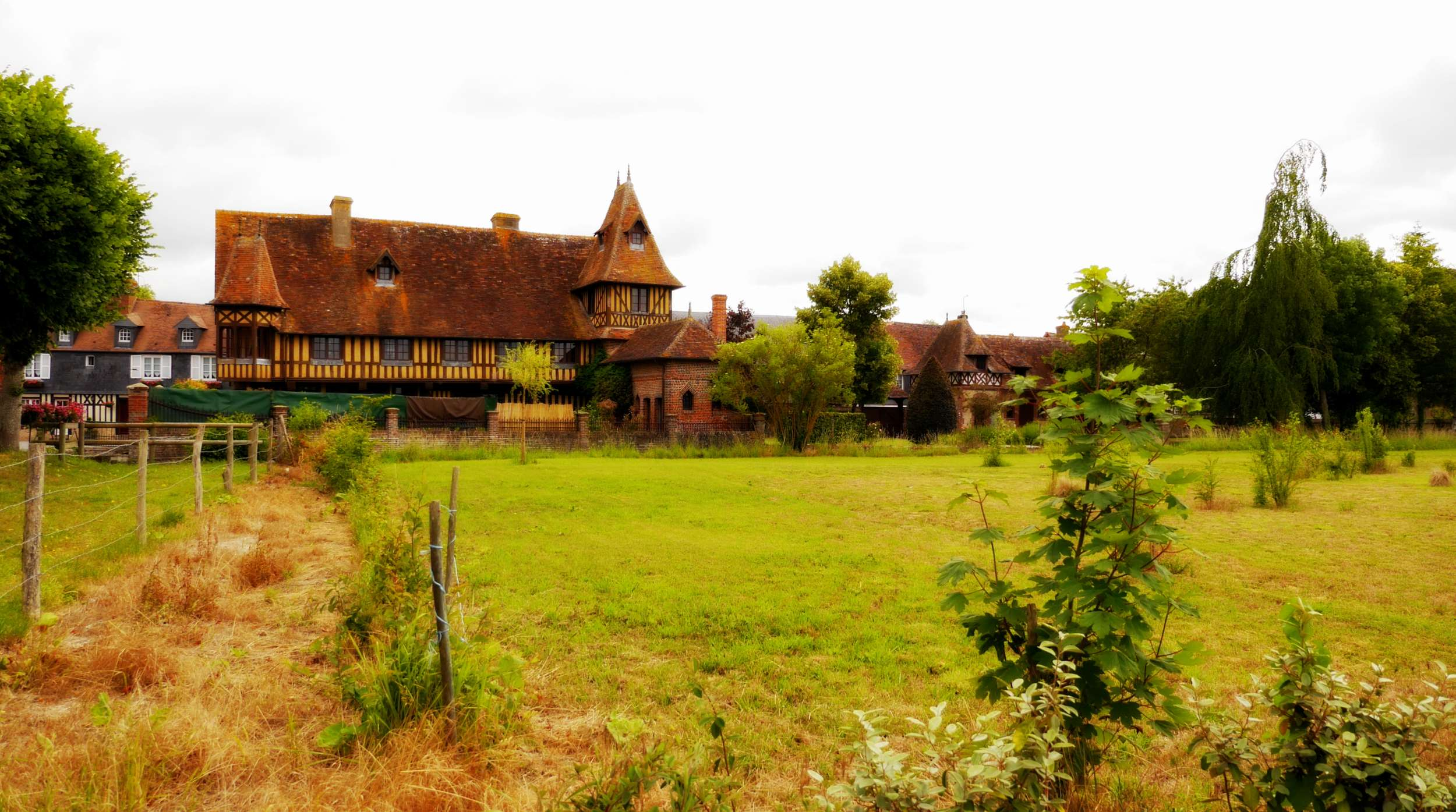 Haus in Beuvron-en-Auge in Frankreich