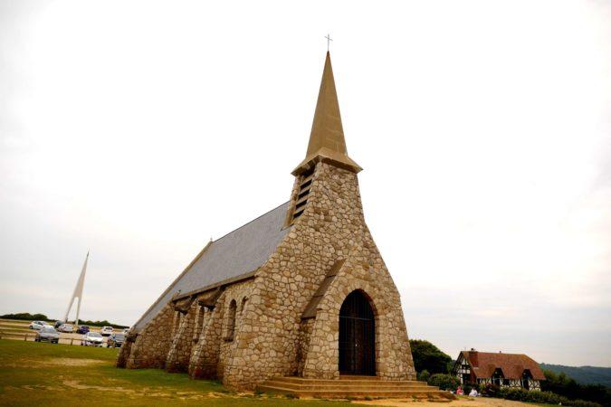 Kleine Kapelle auf dem Plateau