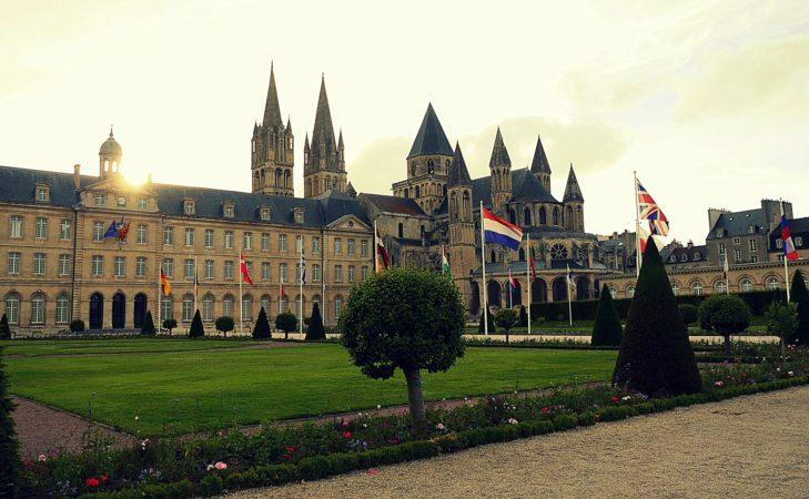 Männerabtei Saint-Etienne in Caen