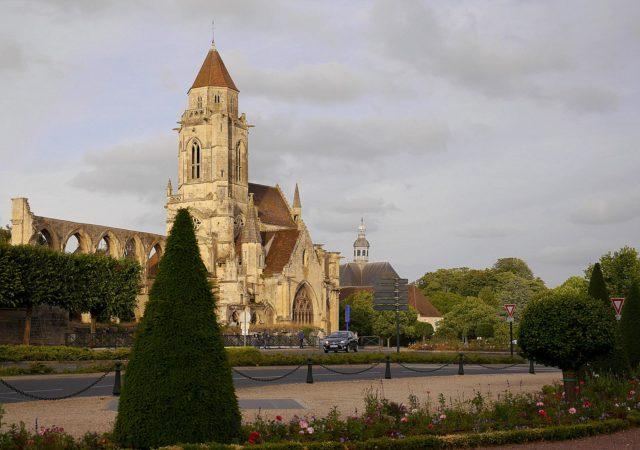 Kirche in Caen
