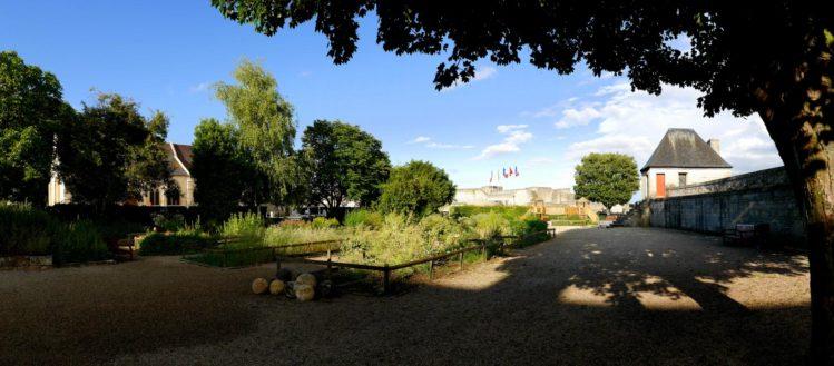 Burg von Caen