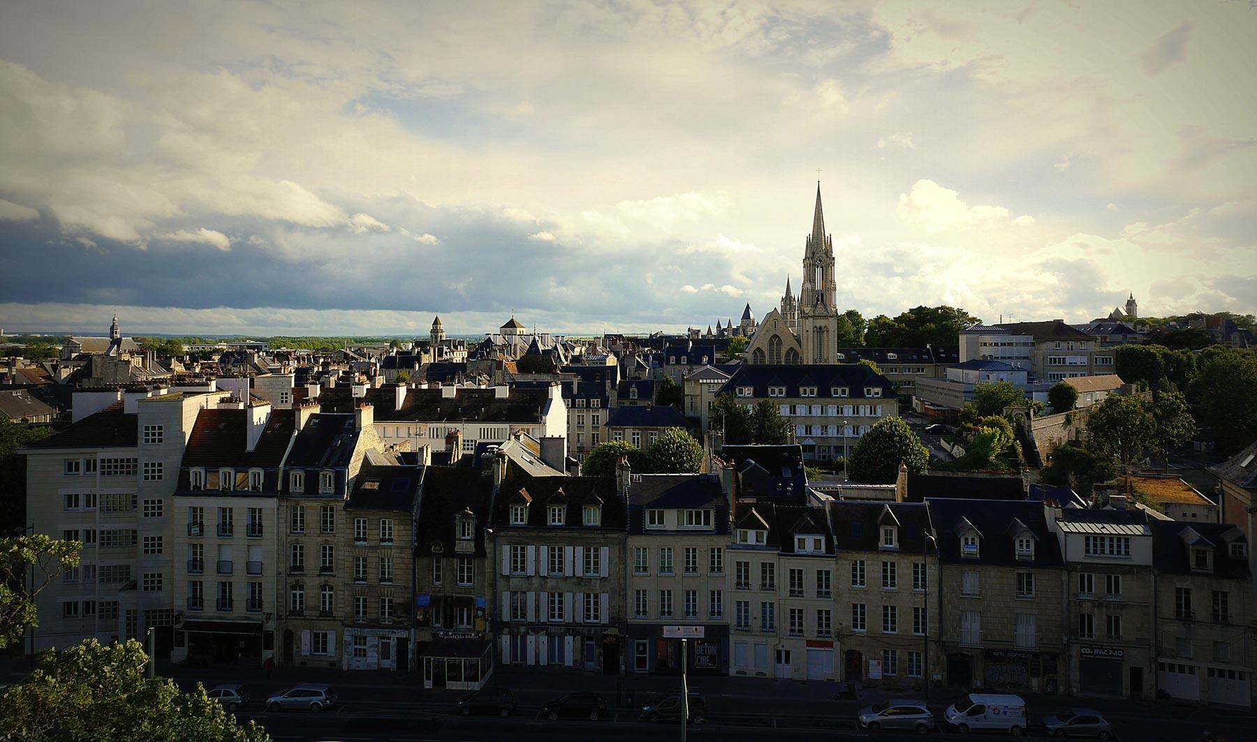 Altstadt von Caen