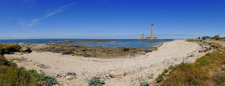 Leuchtturm und das Meer