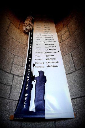 Namensliste von Leuchtturmwärtern