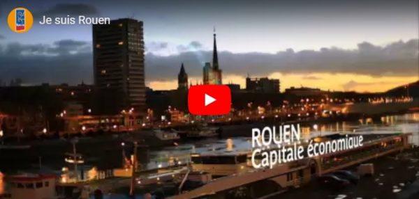 Video von Rouen in Frankreich
