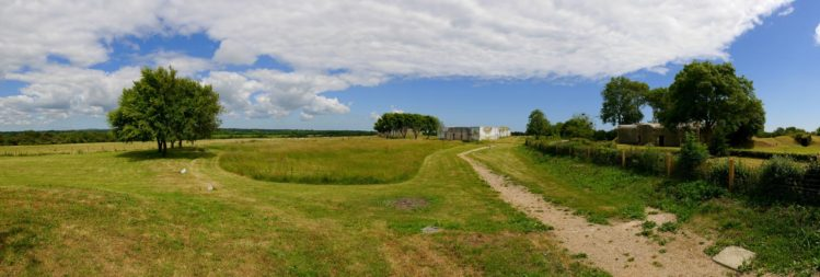 Bunker aus dem 2. Weltkrieg