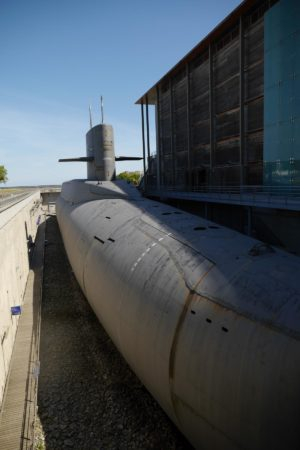 Französisches Atom U-Boot 31