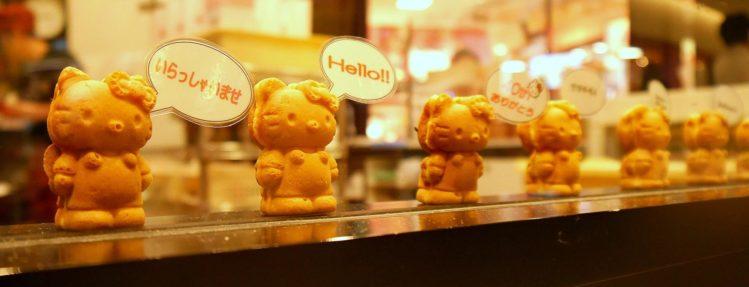 Hello Kitty Keckse