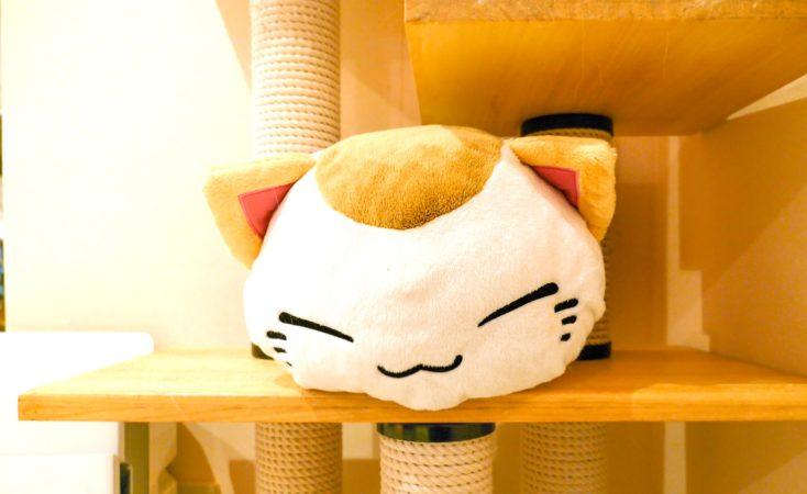 Katzen-Kissen Neko