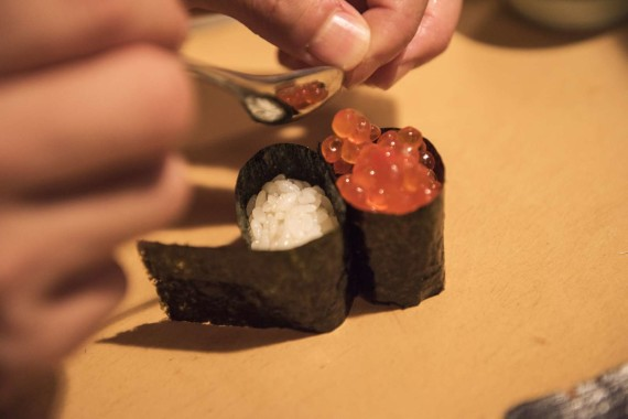 Auf das Event bei dem man Sushi selber machen kann, freue ich mich schon besonders.