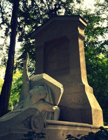 Grab von Jules Verne in Amiens